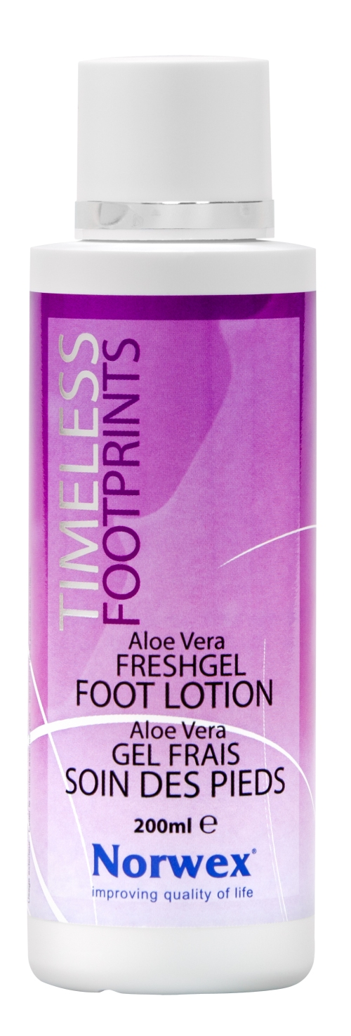 403126 Timeless Footprints Foot Lotion