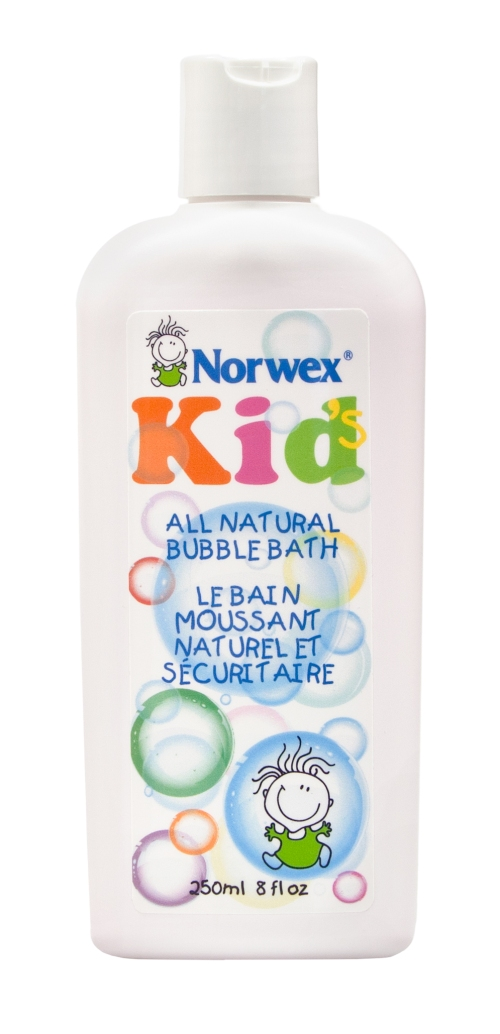 Norwex Kids' All Natural Bubble Bath