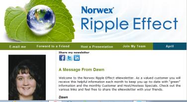 Dawn's Newsletter