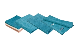 Norwex Teal Towel Collection