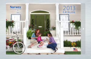 2013 Norwex Catalog - USA
