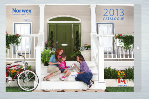 2013 Norwex Catalogue Francais
