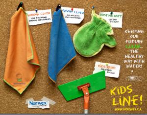 Norwex Kids Line