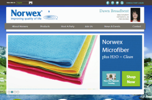 Norwex Website 2013