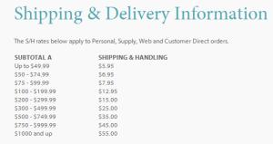 ShippingRates