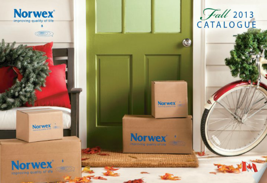2013 Norwex Fall (Flyer) Catalogue