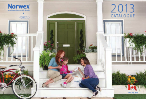 2013 Norwex Fall Catalogue French