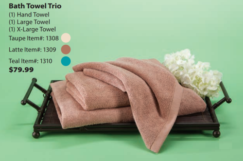 Norwex Towel Set
