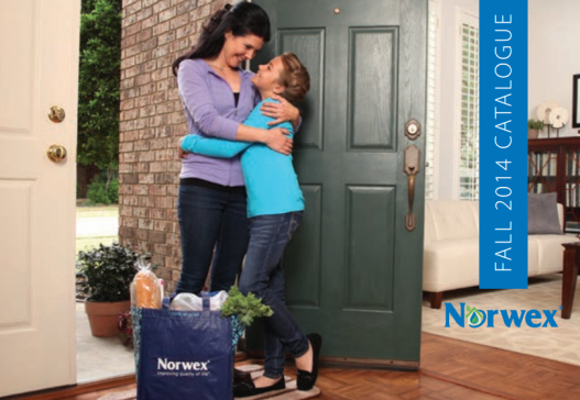 2014 Norwex Fall (Flyer) Catalogue