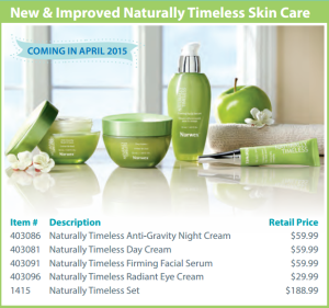 Naturally Timeless improved