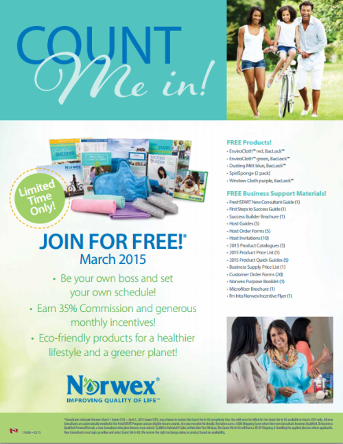 Join Free March 2015