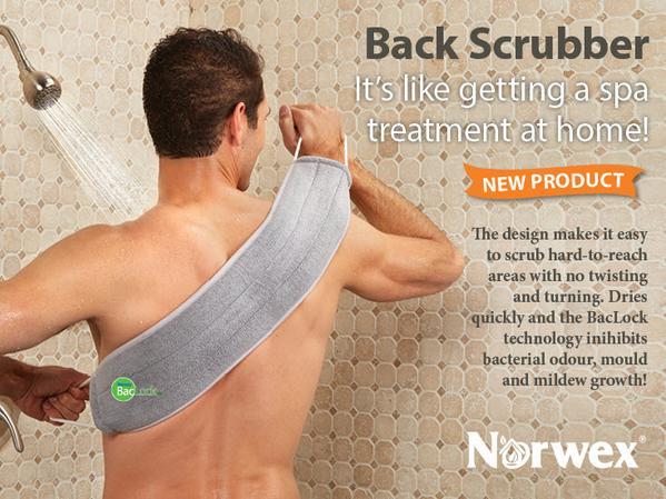 Back Scrub