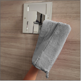 New norwex products 2015 safercleaning for How to use norwex bathroom scrub mitt