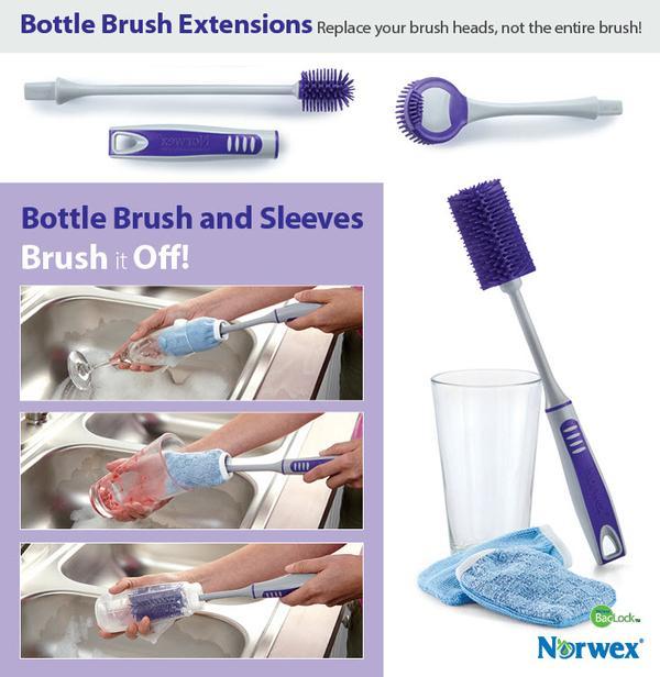 Bottle Brush new