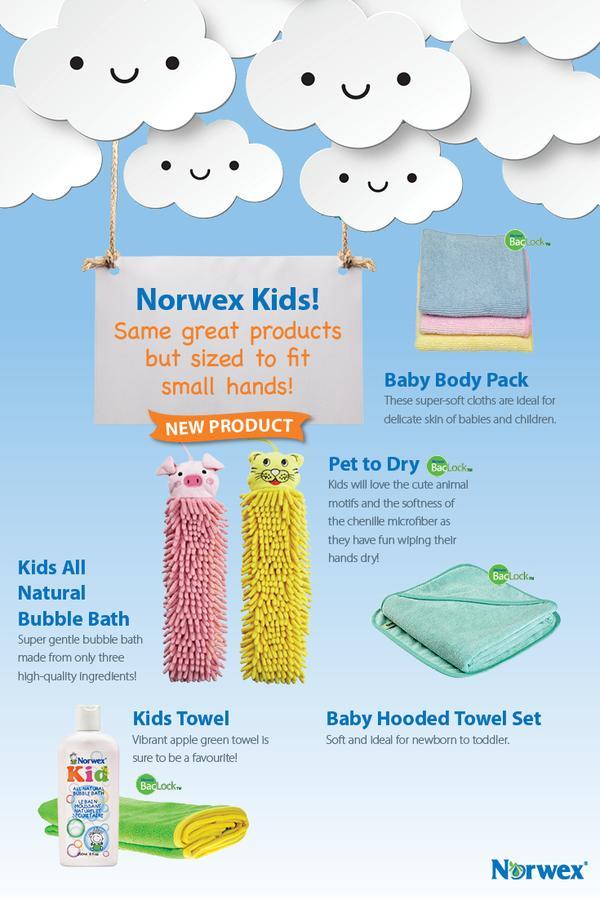 Kids Dry Hands