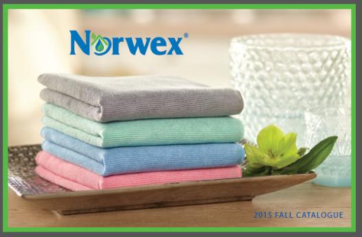 2015 Norwex Fall (Flyer) Catalogue