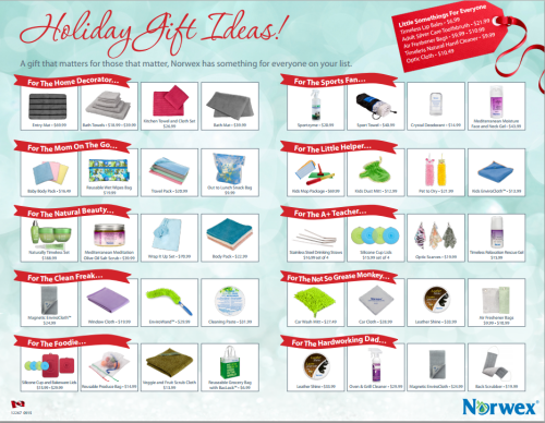 Holiday Gift Ideas 2015