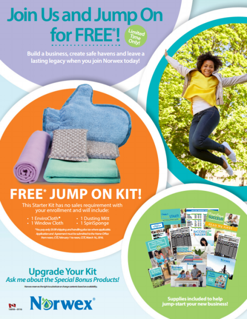 Join Free Feb - Jump ON