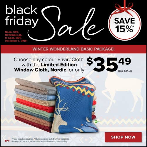 Norwex Sale Black Friday 2019